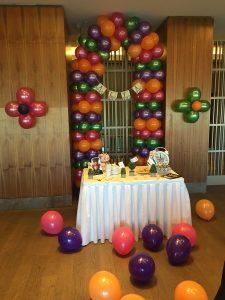 alya'nın doğum gününden